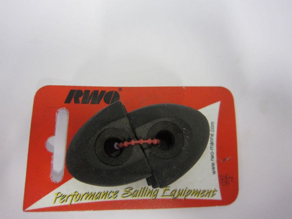 RWO T track End 25mm Pair (RWR2691)